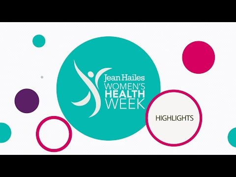 Highlights 2014 Women's Health Week