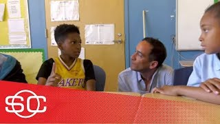 Young Lakers fans advocate for LeBron James to come to Los Angeles | Hang Time | ESPN