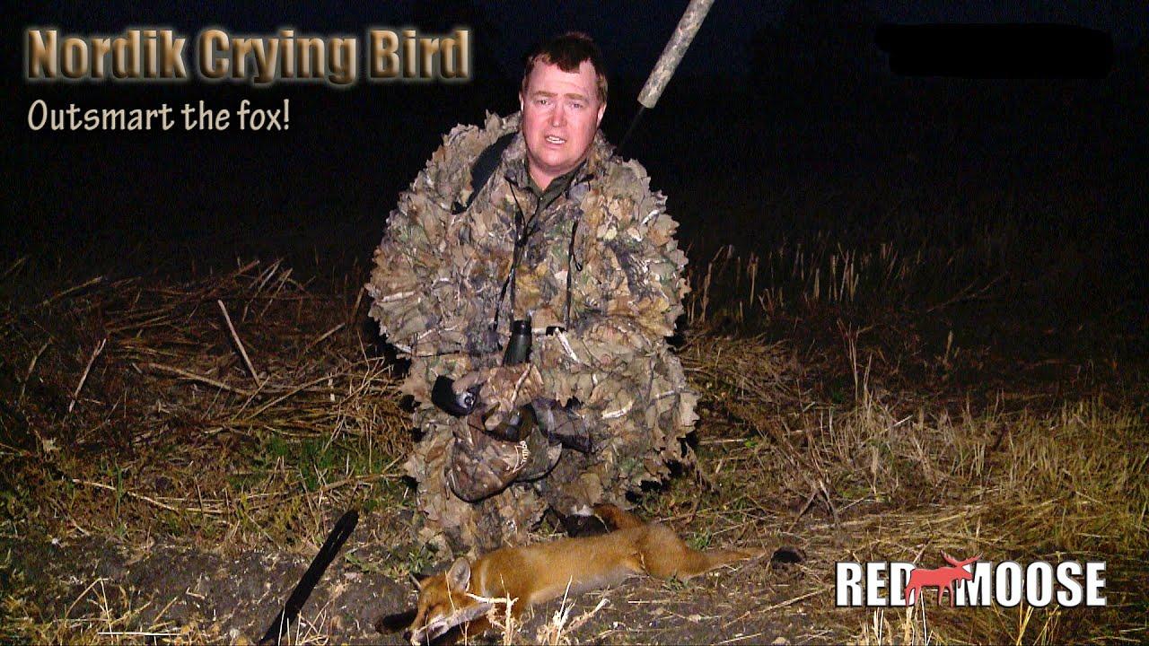 Nordik Crying Bird Fox Call