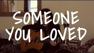 someone you loved - lewis capaldi cover | beccacamz Video