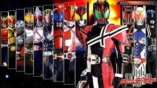 [仮面ライダーディケイド] 変身音集 Kamen Rider Decade henshin sound