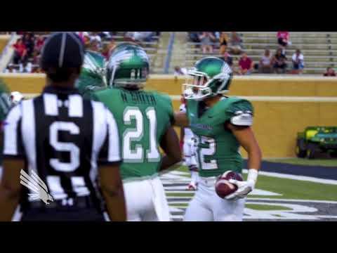 North Texas Football: Lamar vs North Texas 09_02_17