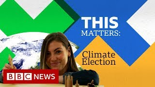 This Matters: Is this the 'climate election'? - BBC News