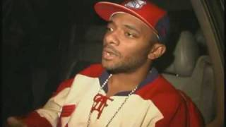 Prodigy of Mobb Deep Interview pt 1 - Infamous Mobb DVD