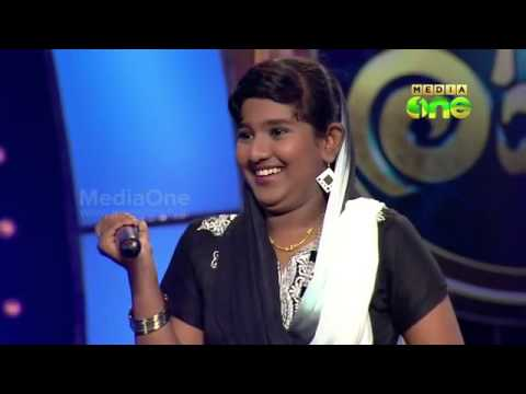 pathinalam ravu media one mappila song fathima fida