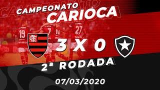 Flamengo x Botafogo Ao Vivo - Maracanã