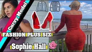 Sophie Hall ... II 👗 The best summer models suitable for you, ideas and useful tips