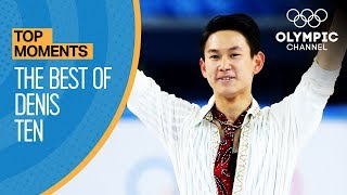The Best of Denis Ten at the Olympic Games | Top Moments