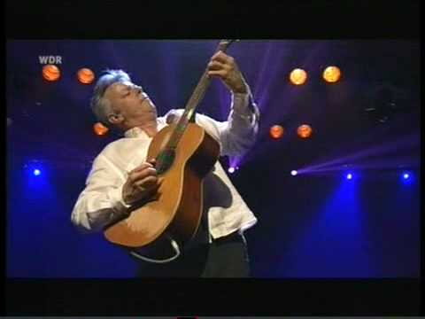 Tommy Emmanuel - Somewhere Over The Rainbow (live 2006 Leverkusen)
