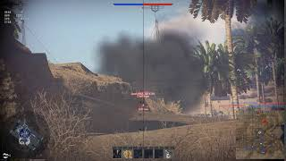 War Thunder FAIL bush / vegetation / foliage hitbox
