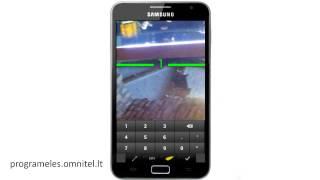 """Programėlės """"My Measures & Dimensions"""" apžvalga. Android screenshot 5"""