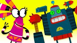 QUMI-QUMI — The Robot (Ep. 10) on Qumi Qumi USA and Frederator