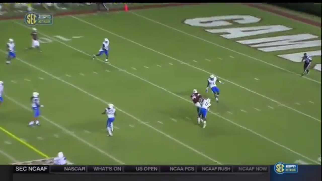 2015 USC vs Kentucky - Jerell Adams 33 Yd Touchdown ...