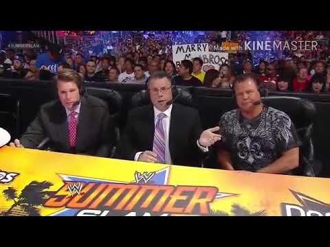 Download # Brock Lesnar Vs CM Punk - SummerSlam 2013 Full Match Highlights HD