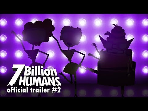 7 Billion Humans - Now Available! - Official Trailer #2