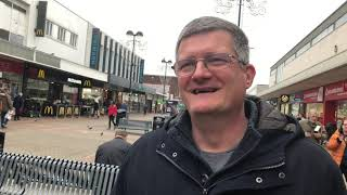 General Election 2019: Harlow's Brexit Party candidate in positive moodd