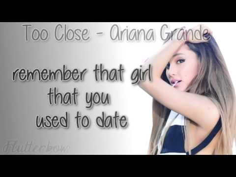 Ariana Grande - Too Close Lyrics Video HD Lyrics On Screen