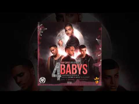 4 Babys   Maluma Ft Bryant Myers, Noriel y Juhn El All Star Nueva (2016)
