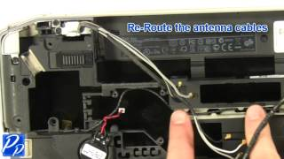 Dell Latitude E6420 LCD Display Hinge Replacement Video Tutorial