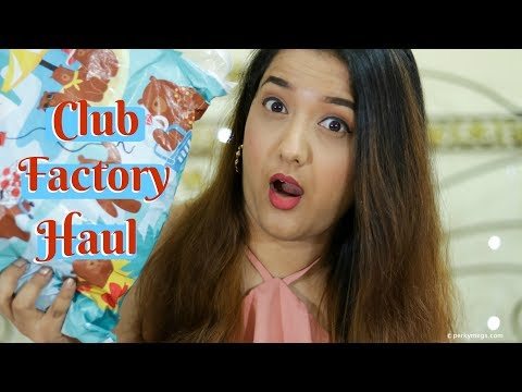 a49ce9d291a Club Factory Haul | Is it Fraud? Indian Online Shopping - YouTube