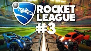 Спонтанные забеги ● Rocket League #3