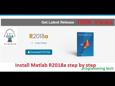 17.How to Install And Download Matlab r 2018a Latest Version with Crack Free 100% Working.