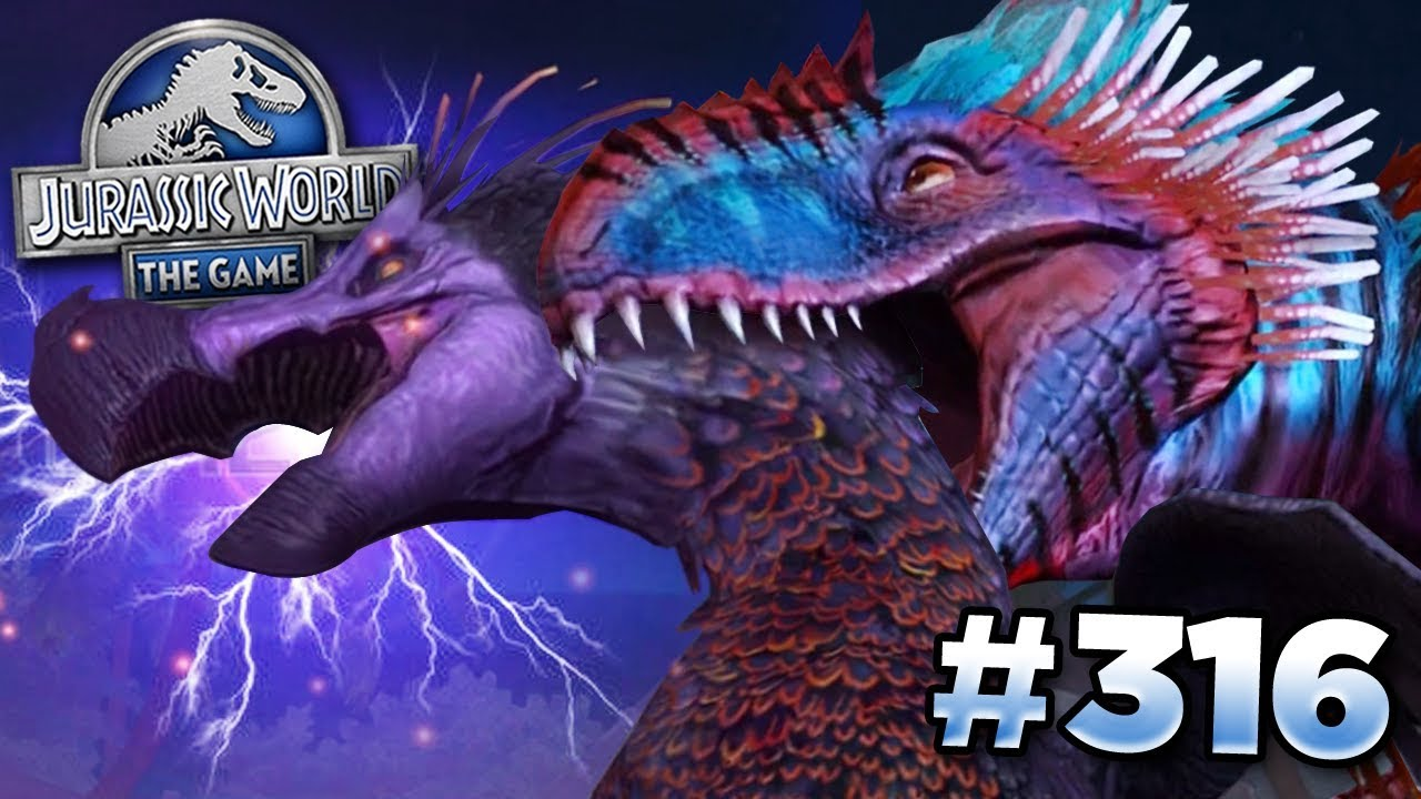How To Kill The Dodo Boss! || Jurassic World – The Game – Ep316 HD