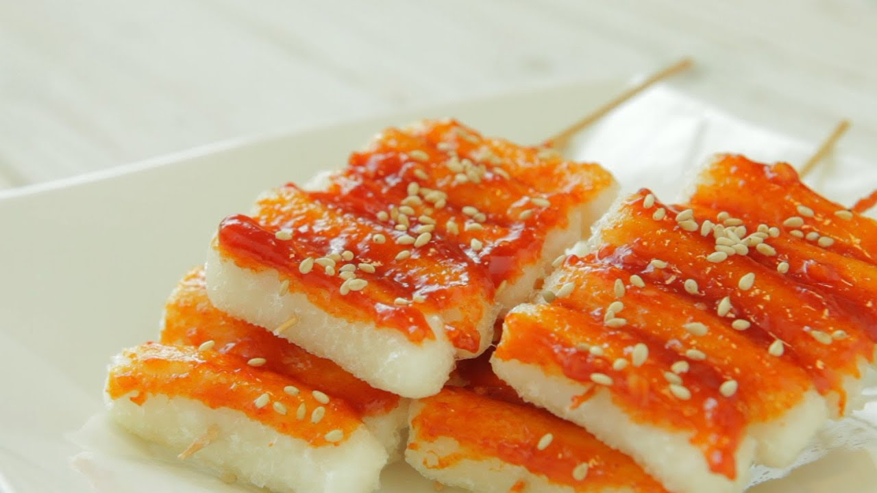 How Make Spicy Rice Cake Information