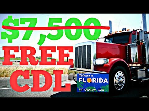 Free CDL School Florida