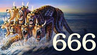 85: Revelation Ch.13 The Sea Beast, Land Beast, & Mark of the Beast (Catholic Apocalypse Part 8)