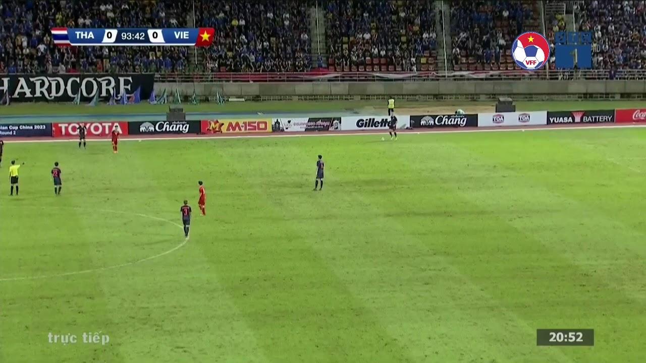 HIỆP 2  | � THÁI LAN – VIỆT NAM � | VÒNG LOẠI WORLD CUP 2022| VFF Channel