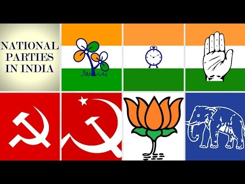 National Parties of India 2016