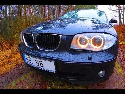 Что делать если двигатель ест масло? BMW 1 серии, часть 2. (HD)