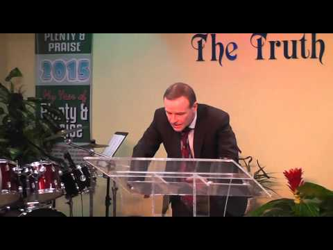 Through Christ Who Strengthens Me by Pst John Thornton