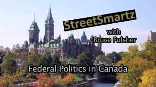 Canadian federal election 2015: On Air Talent Demo Tape, Segment One of 2