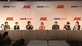 SAO Panel AX 2018 seiyuu introductions
