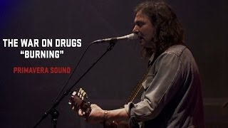 "The War on Drugs Performs ""Burning"""