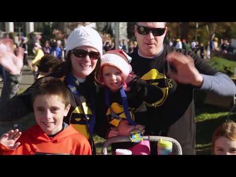 End Childhood Cancer Walk