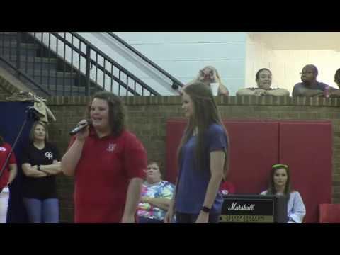 Dodge County High School 2017 Talent Show