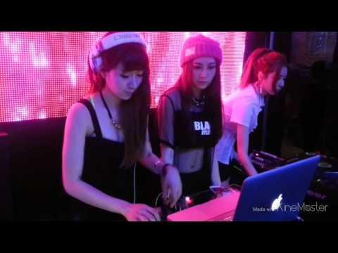 正妹 DJ Zeal @台北MUSE夜店(完整版)