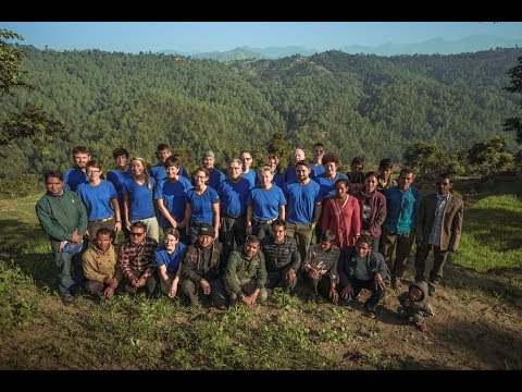 A partnership for water - Geberit Nepal 2017