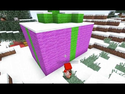 Minecraft Christmas Presents with MsDebbie616