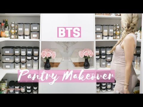 PANTRY MAKEOVER | Day In The Life of a Healthy Mum Vlog