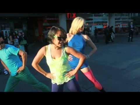 Gangnam Style Dance Tutorial