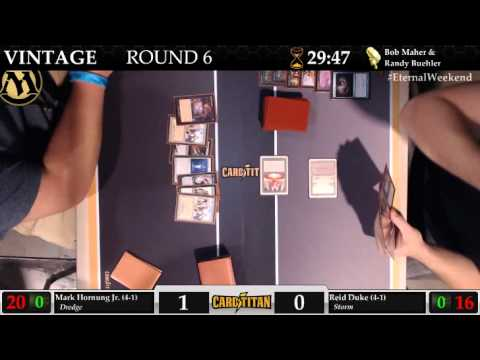 2015 Vintage Champs - Round 6