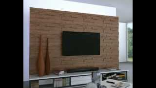 Installation Video For Wall Tiles Made Of Wood.dune Ceramica.avi