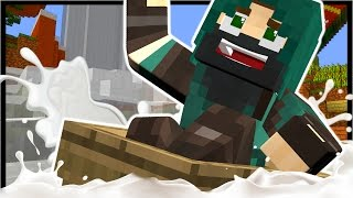 NOM NOM! CLICK ME FOR BREAKFASTY CHAOS!!! | Minecraft Breakfast World