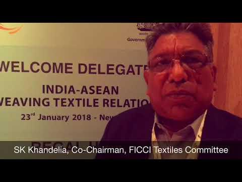 India ASEAN textile trade