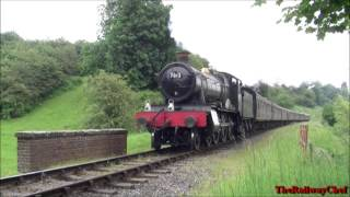 Severn Valley Railway 30th May 2014
