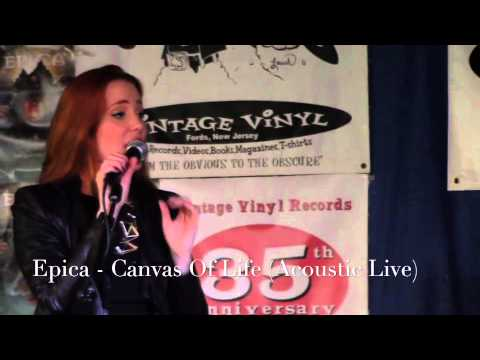 Epica - Canvas of Life (Acoustic Live)